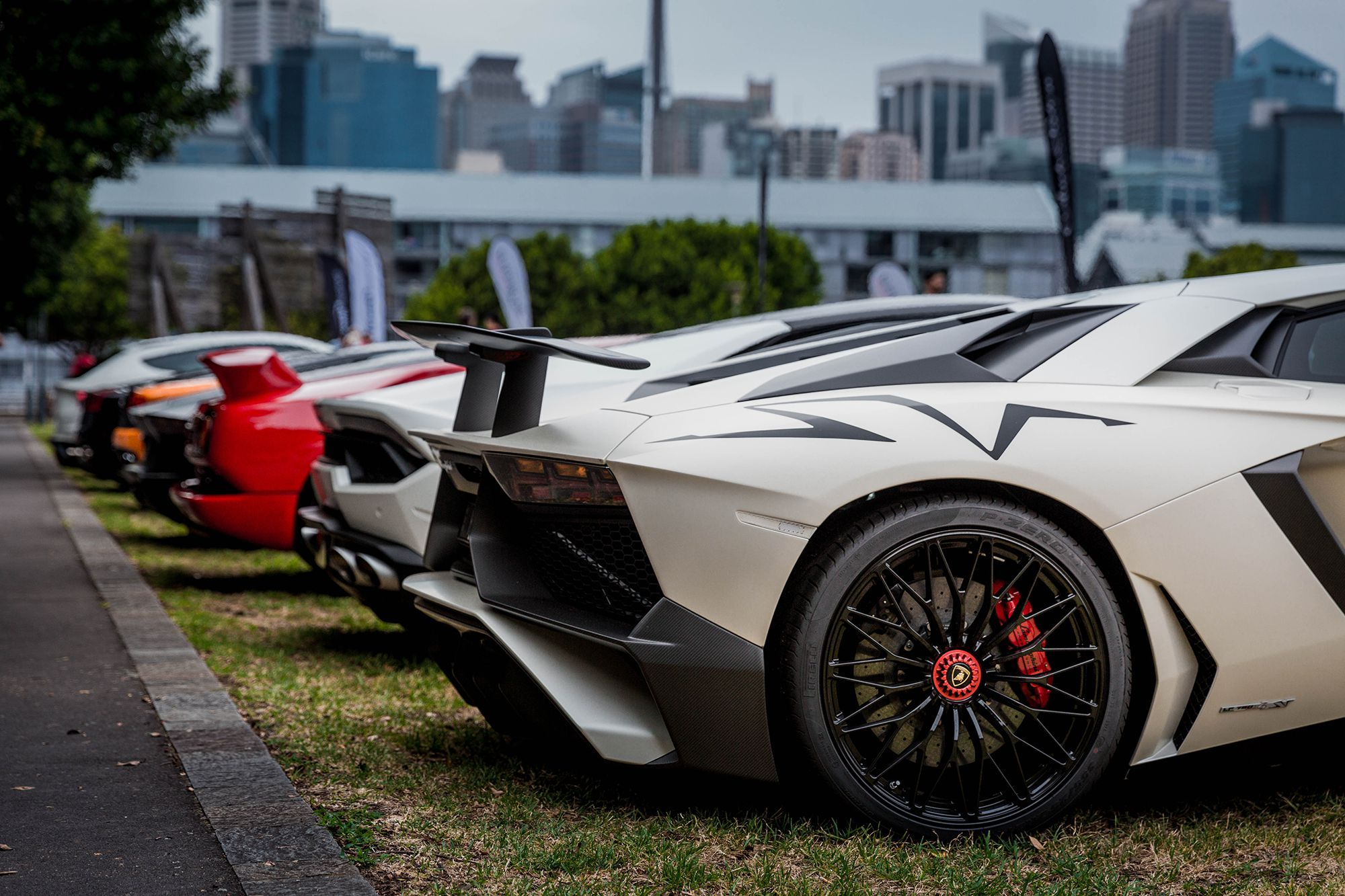 Supercars and Superyachts